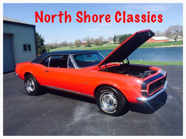 Used 1967 Chevrolet Camaro REAL SS/RS-383 Stroker with 4 Speed & New Paint-SEE VIDEO | Mundelein, IL