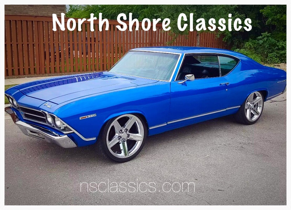 Used 1969 Chevrolet Chevelle Restored condition- From Texas- Very Clean Malibu | Mundelein, IL