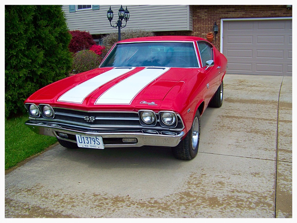 Used 1969 Chevrolet Chevelle Documented Canadian Built REAL SS396-L35 Real Super Sport-SEE VIDEO | Mundelein, IL