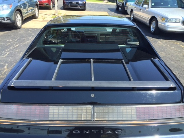 Used 1984 Pontiac Fiero -THE ULTIMATE SLEEPER ZZ1-SEE VIDEO- | Mundelein, IL