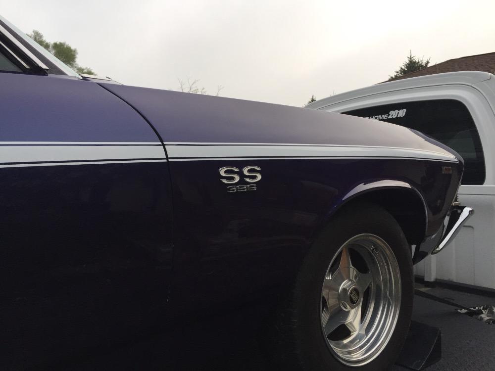 Used 1969 Chevrolet Chevelle SS396-Big Block Power | Mundelein, IL