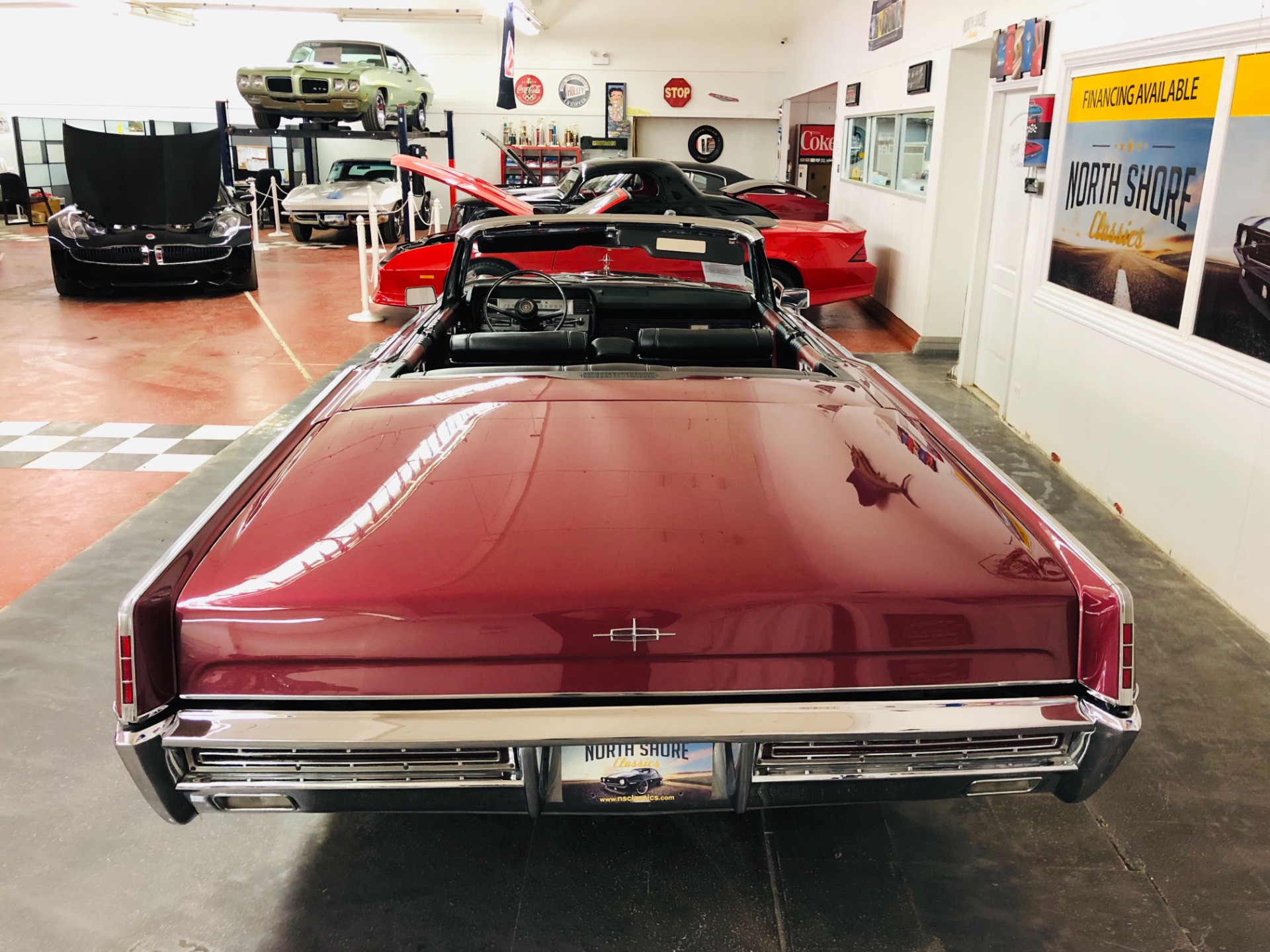 Used 1967 Lincoln Continental CLEAN CONVERTIBLE SUICIDE CAR-SEE VIDEO | Mundelein, IL