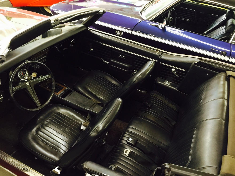 Used 1968 Chevrolet Camaro SUPERCHARGED SUPER SPORT SS LOOK- CONVERTIBLE | Mundelein, IL
