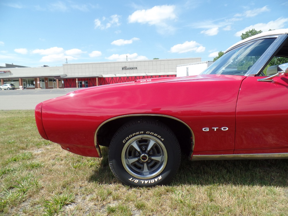 Used 1969 Pontiac GTO RESTORED CONDITION-REAL GTO VIN 242-NEW LOW PRICE-SEE VIDEO | Mundelein, IL