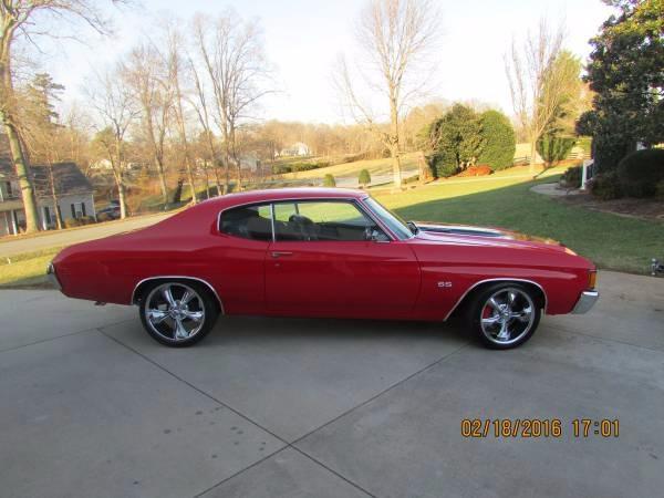 Used 1972 Chevrolet Chevelle -Restored- | Mundelein, IL