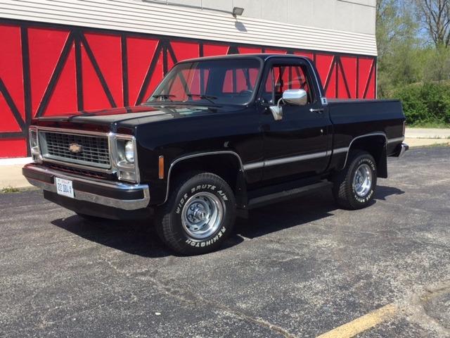 Used 1977 Chevrolet Pickup BIG PRICE DROP-SUPER CLEAN-4X4-SEE VIDEO | Mundelein, IL