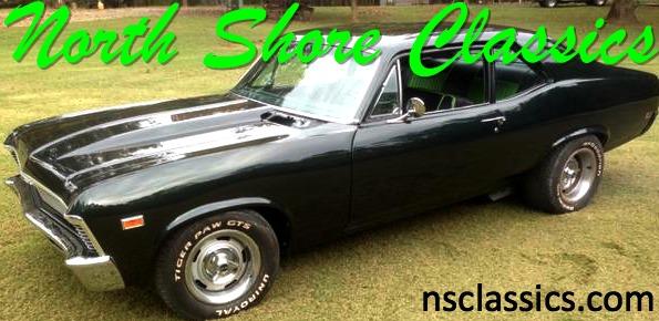 Used 1969 Chevrolet Nova -Sweet Nova-   Mundelein, IL