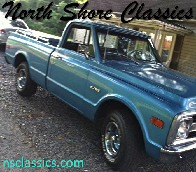 Used 1968 Chevrolet C10 -From North Carolina- SEE VIDEO | Mundelein, IL