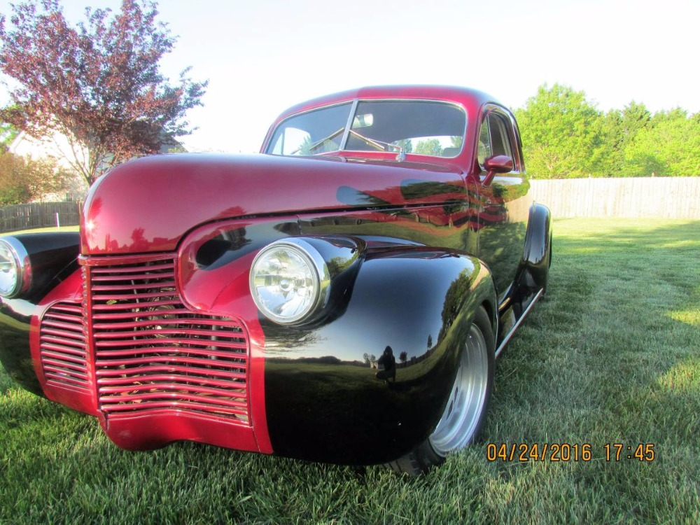 Used 1940 Chevrolet Coupe -Newer Build 200 Miles- | Mundelein, IL