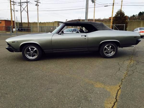 Used 1969 Chevrolet Chevelle -Real Slick- | Mundelein, IL