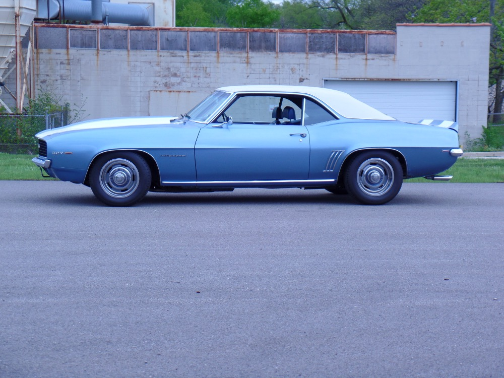 Used 1969 Chevrolet Camaro REAL RS-NUMBERS MATCHING-REAL 53 CODE RALLY SPORT-SEE VIDEO   Mundelein, IL