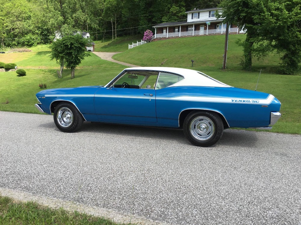Used 1969 Chevrolet Chevelle SS396-YENKO L@@K-BIG BLOCK FROM WEST VIRGINIA-NICE/CLEAN-SEE VIDEOS | Mundelein, IL