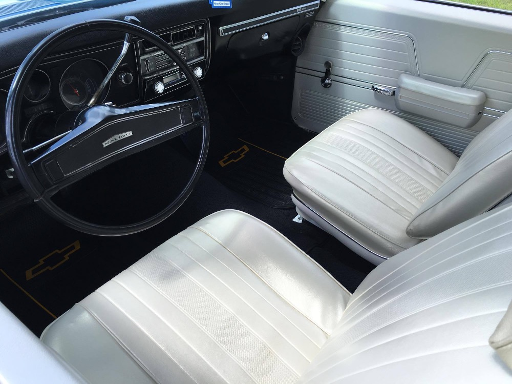 Used 1969 Chevrolet Chevelle SS396-YENKO L@@K-BIG BLOCK FROM WEST VIRGINIA-NICE/CLEAN-SEE VIDEOS   Mundelein, IL