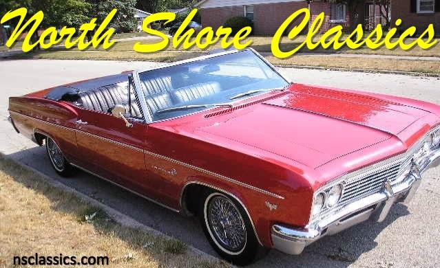 Used 1966 Chevrolet Impala -Rare 3 Speed Column- | Mundelein, IL