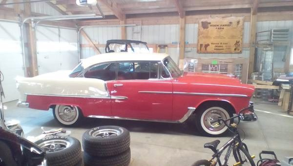 Used 1955 Chevrolet Bel Air -SWEET DRIVER- | Mundelein, IL