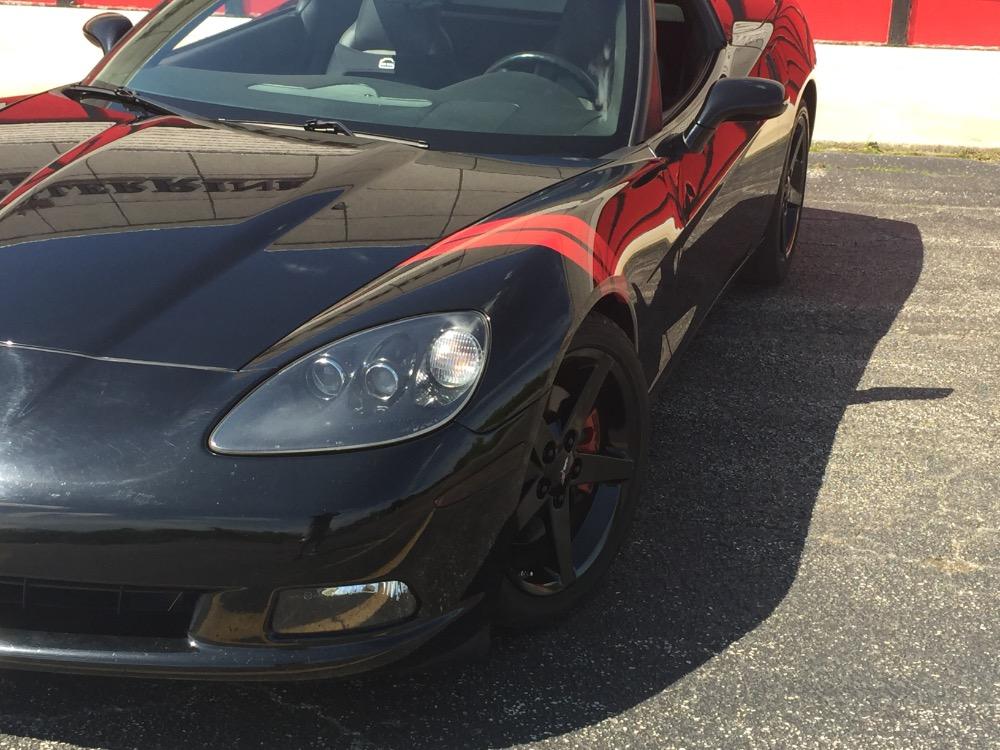 Used 2005 Chevrolet Corvette C6-BLACK ON BLACK-6 SPEED | Mundelein, IL