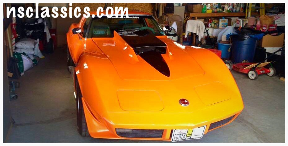 Used 1974 Chevrolet Corvette NUMBERS MATCHING 454 BIG BLOCK | Mundelein, IL