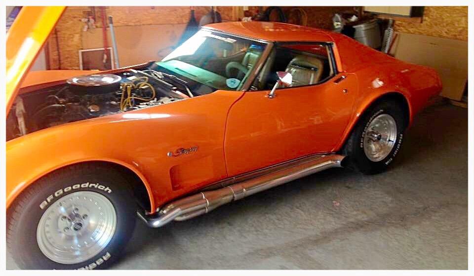 Used 1974 Chevrolet Corvette NUMBERS MATCHING 454 BIG BLOCK | Mundelein, IL