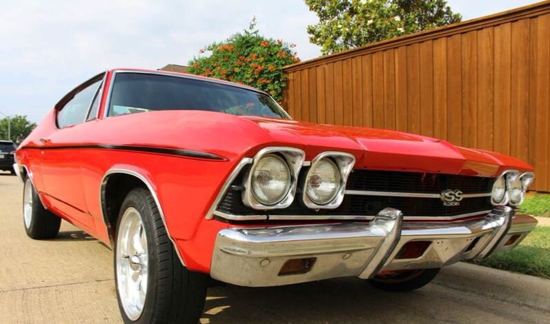 Used 1968 Chevrolet Chevelle BIG BLOCK 454 RESTORED-NEW LOW PRICE-RUST FREE-SUPER CLEAN-SEE VIDEO | Mundelein, IL