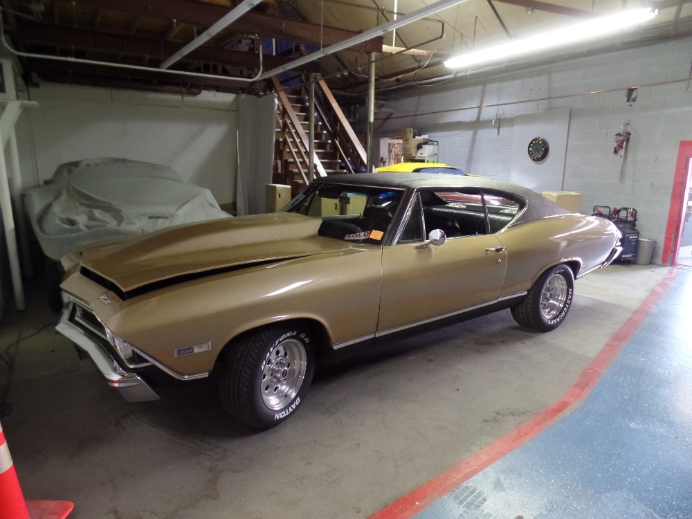 Used 1968 Chevrolet Chevelle -Super Clean-REAL SUPER SPORT 138 VIN--REDUCED PRICE- THIS WONT LAST! | Mundelein, IL