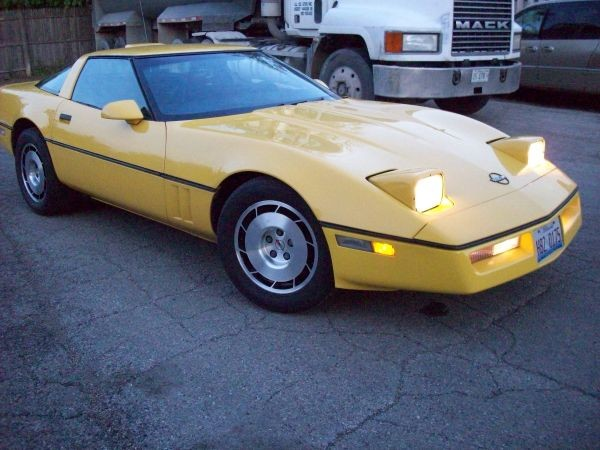 Used 1986 Chevrolet Corvette FUEL INJECTED | Mundelein, IL
