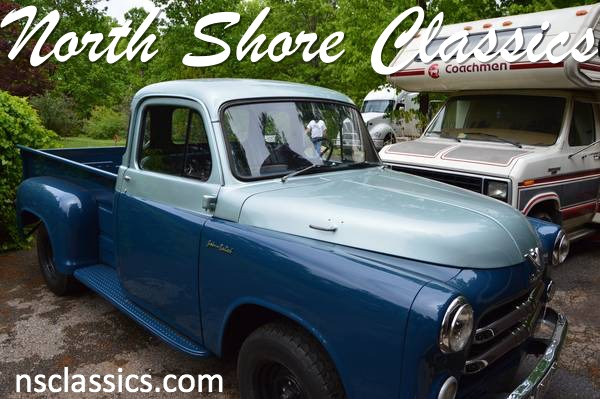 Used 1954 Dodge B 3 -Pilot House Pick Up- | Mundelein, IL