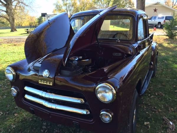 Used 1954 Dodge D100 -Rare Pick Up- SEE VIDEO- | Mundelein, IL