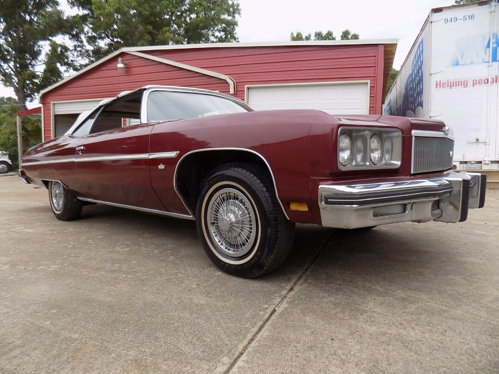 Used 1975 Chevrolet Caprice Classic -Numbers Matching desirable car- Summer Fun-SEE VIDEO | Mundelein, IL