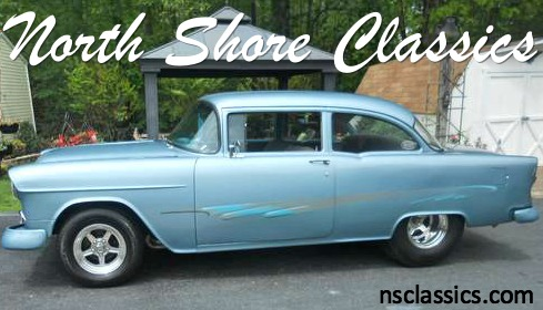 Used 1955 Chevrolet Bel Air -Sweet Classic- | Mundelein, IL