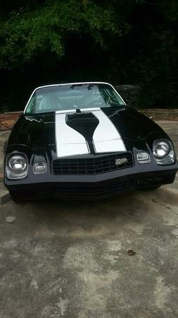Used 1978 Chevrolet Camaro -Z28-Running/Driving Project- | Mundelein, IL