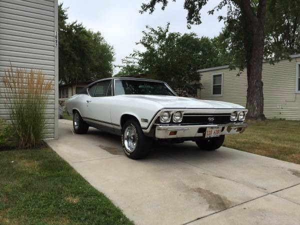Used 1968 Chevrolet Chevelle -Number Matching- and Now has a big block 427- | Mundelein, IL