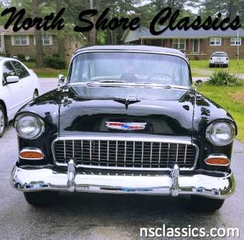 Used 1955 Chevrolet Bel Air -Top Notch- | Mundelein, IL