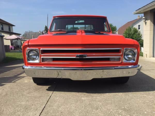Used 1967 Chevrolet C10 -Super Style- | Mundelein, IL