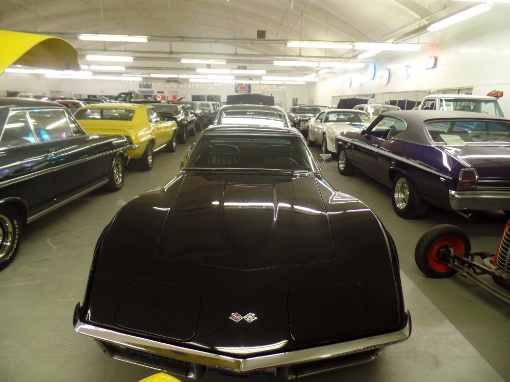 Used 1970 Chevrolet Corvette -SUMMER FUN-NUMBERS MATCHING-4 SPEED STINGRAY-CONVERTIBLE | Mundelein, IL