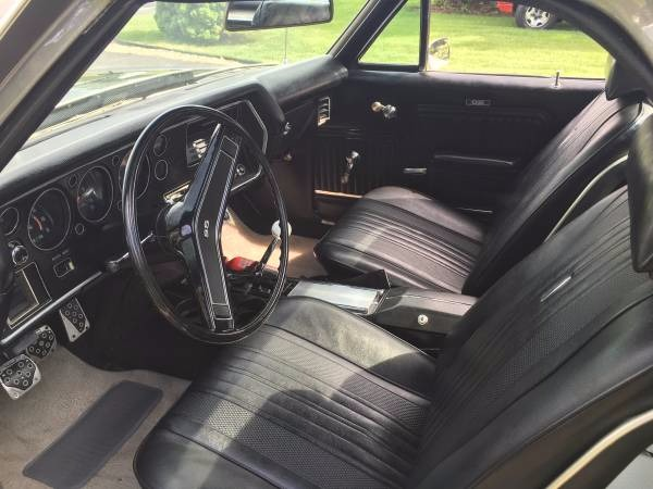 Used 1970 Chevrolet El Camino -SUPERSPORT- | Mundelein, IL