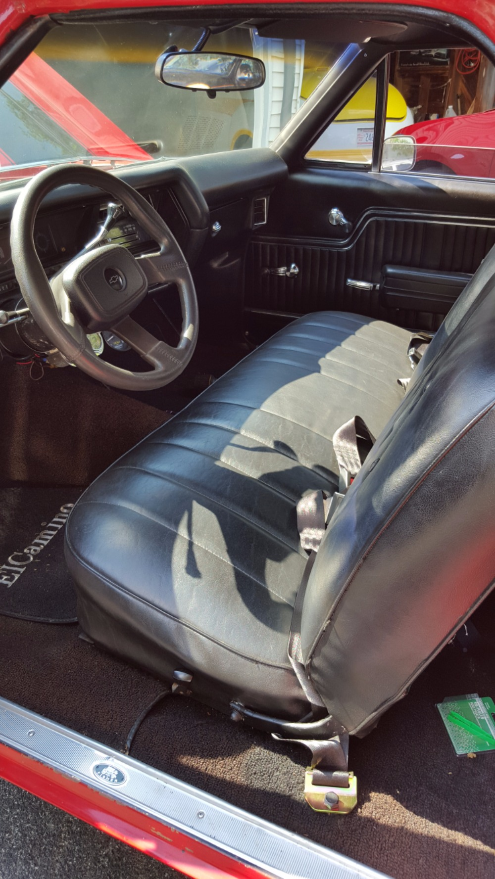 Used 1972 Chevrolet El Camino - BEAUTIFUL SUPER SPORT CLONE WITH A NEW LOW PRICE-SEE VIDEO | Mundelein, IL