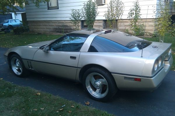 Used 1986 Chevrolet Corvette    Mundelein, IL