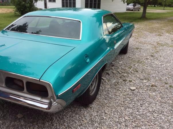 Used 1973 Dodge Challenger -MOPOWER- | Mundelein, IL