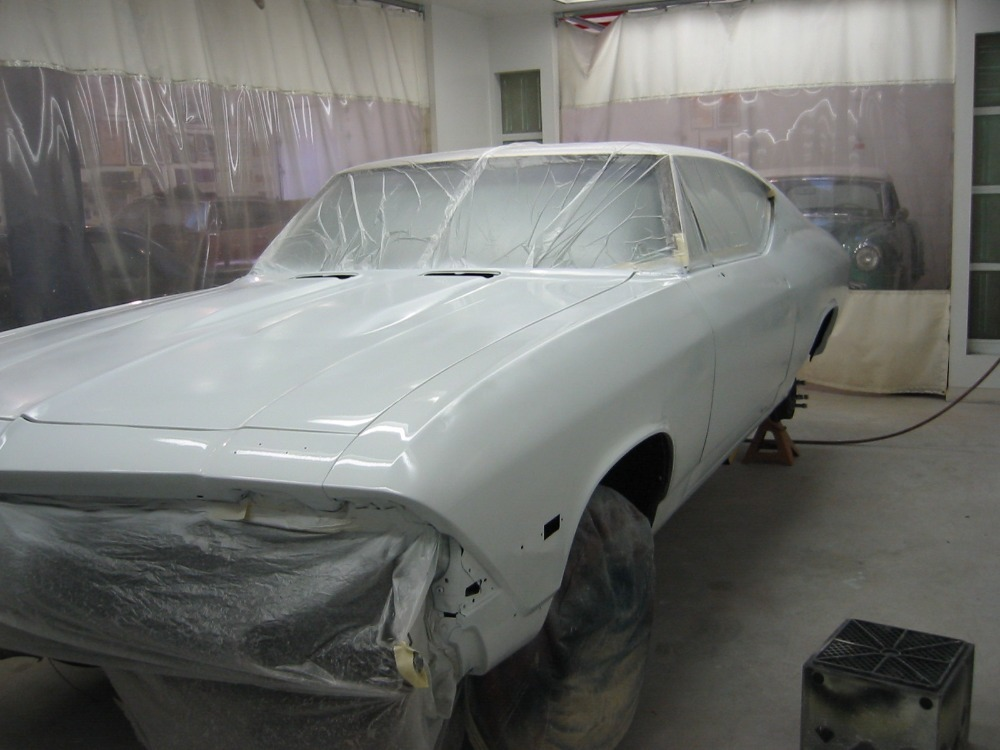 Used 1968 Chevrolet Chevelle -NICE BOWTIE- 400/350 AUTO- | Mundelein, IL