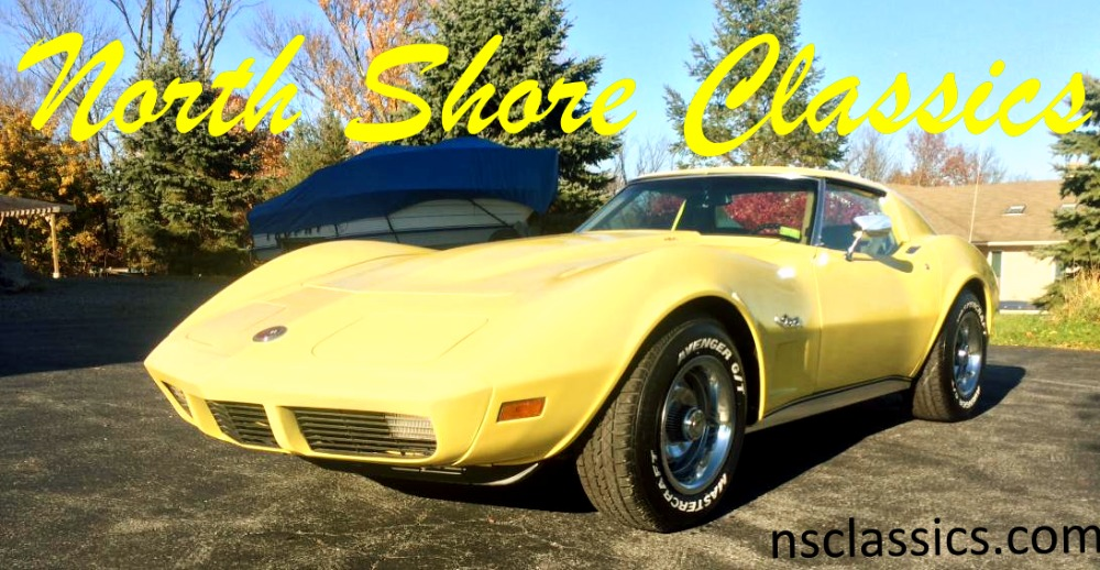 Used 1974 Chevrolet Corvette -NUMBERS MATCHING- ONE OWNER- STINGRAY- | Mundelein, IL