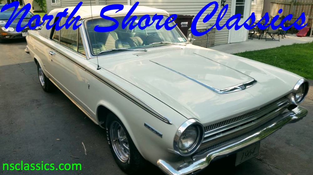 Used 1964 Dodge Dart -GT-BLOW OUT PRICE!- TAKE ADVANTAGE!-CALL US NOW | Mundelein, IL