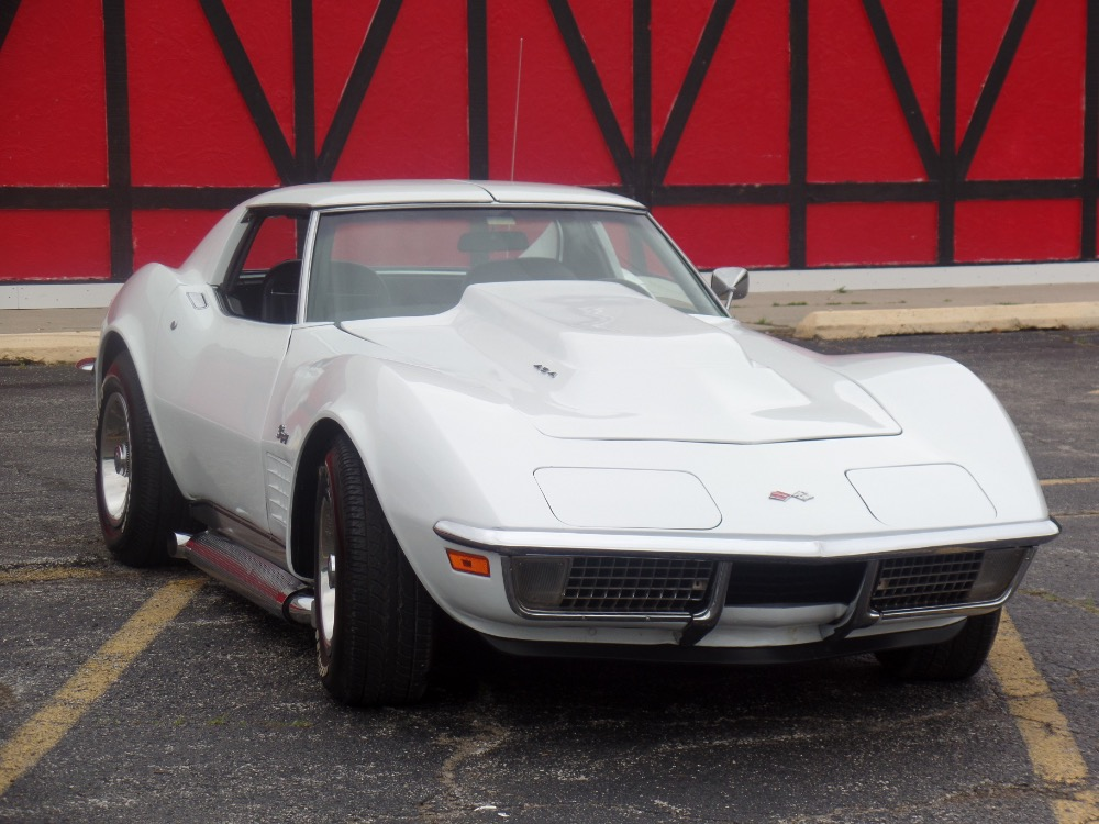 Used 1972 Chevrolet Corvette BIG BLOCK 454 STINGRAY-Low MILES-NEW LOW PRICE-SEE VIDEO | Mundelein, IL