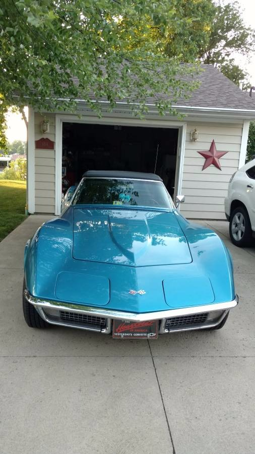 Used 1971 Chevrolet Corvette -NUMBERS MATCHING -MINT CONDITION- | Mundelein, IL