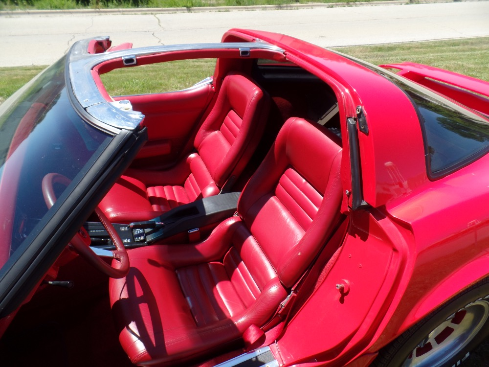 Used 1980 Chevrolet Corvette LIL RED CORVETTE-REBUILT Condition- WOW-A Must see-SEE VIDEO | Mundelein, IL