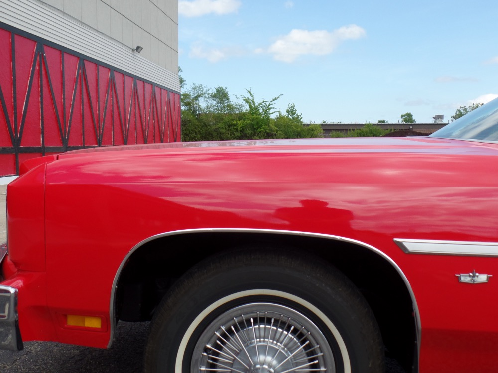 Used 1975 Chevrolet Caprice Classic HOT RED SUMMER FUN CONVERTIBLE-SEE VIDEO | Mundelein, IL
