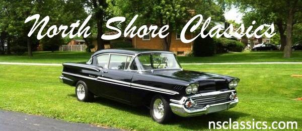 Used 1958 Chevrolet Biscayne -AN AMERICAN REVOLUTION- | Mundelein, IL