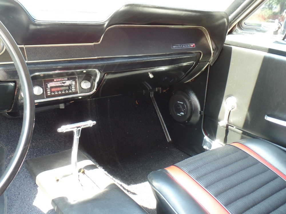 Used 1967 Ford Mustang Clean Red Pony-Same Owner since 1989-NEW LOW PRICE | Mundelein, IL