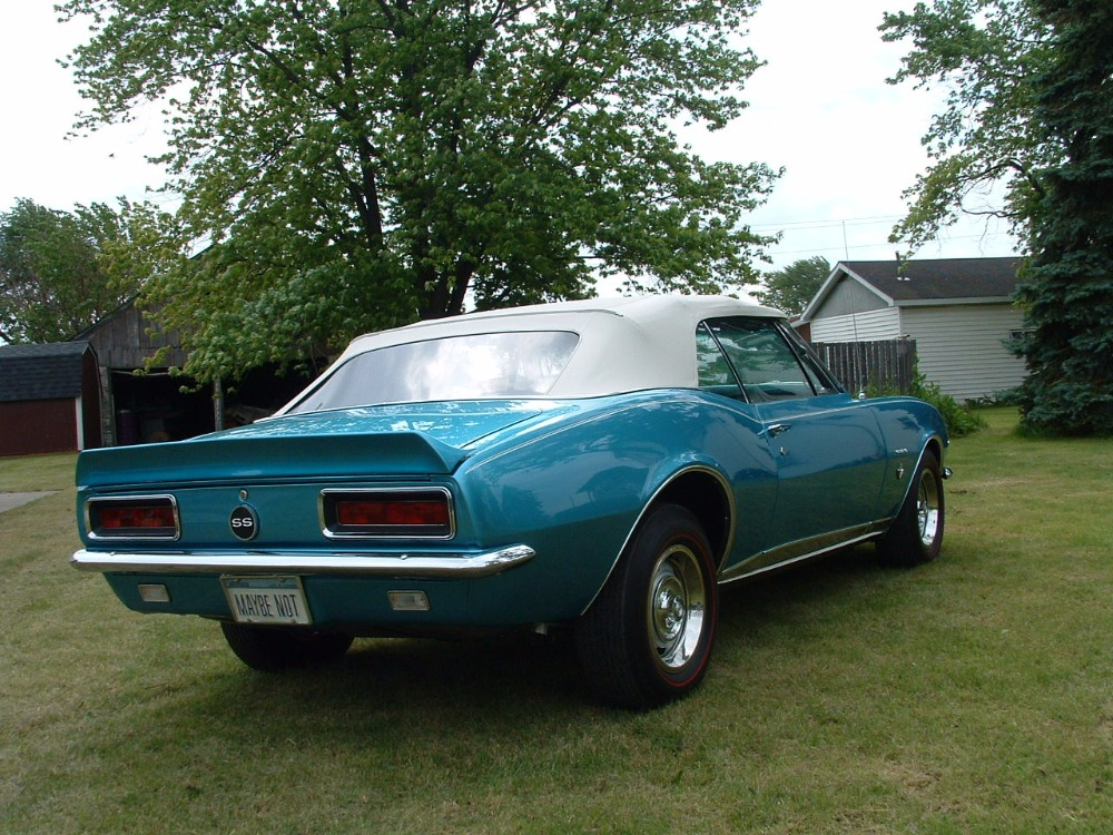 Used 1967 Chevrolet Camaro -RS/SS-CONVERTIBLE- STUNNING CLASSIC CAR- | Mundelein, IL