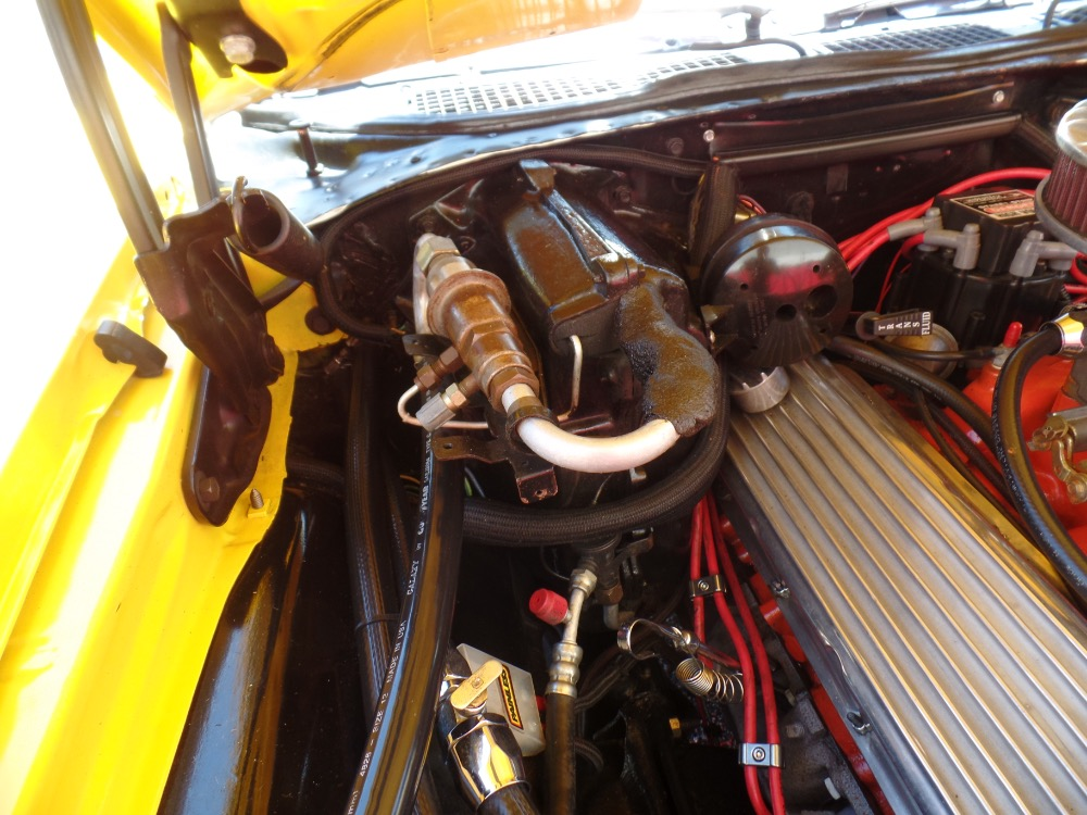 used 1970 chevrolet chevelle pro touring big block- with ac/power windows -frame