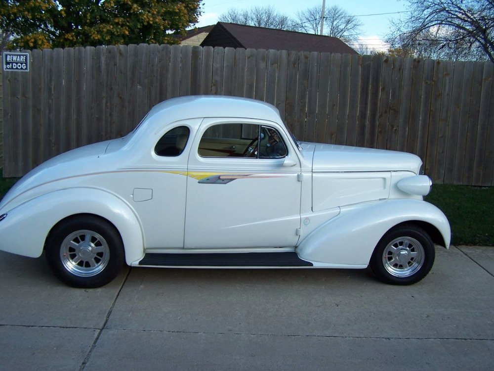 Used 1937 Chevrolet Business Coupe - GET IN AND GO! - ALL POWER CLASSIC- | Mundelein, IL